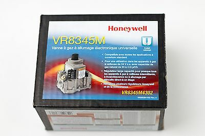 Honeywell Gas Valves VR8345M Universal Electric Ignition Valve VR8345M4302