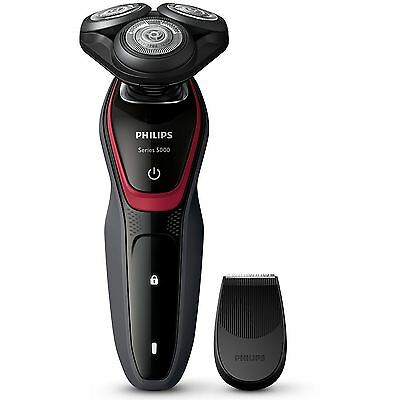 DHL Ship - New Philips S5130 Electric Shaver with Smart Click Precision Trimmer