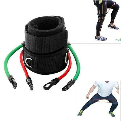 Power Kick Speed Training Running Resistance Kinetic Bands Exercise all Sports
