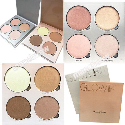 Free Shipping Glow Kit THAT GLOW/GLEAM Bronzers Highlighters Palette Face Makeup