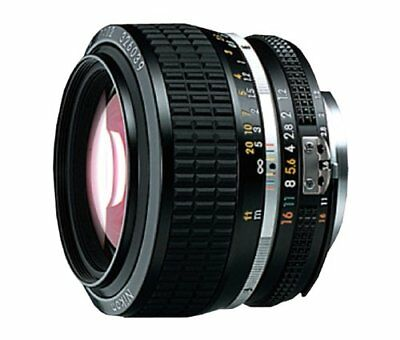 Nikon Nikkor AI-S 50mm f/1.2 Manual Focus Lens for Nikon Digital SLR Cameras @UK