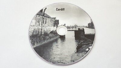 Cardiff History ebooks, genealogy, 40 in pdf and directories, ebooks, on disc