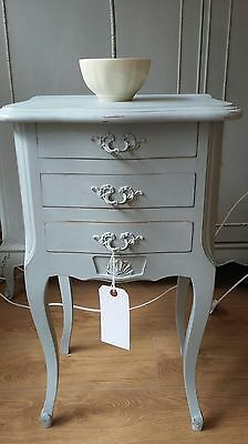 Stunning French bedside cabinet/side table