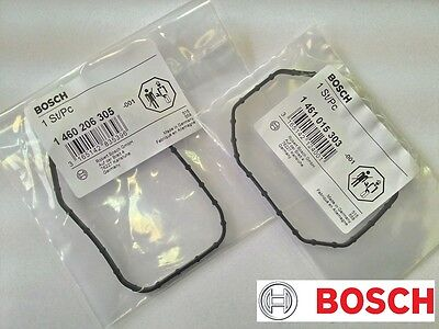 NEW Bosch Injection Pump Adjuster Seals Gasket Kit 2pcs For VW AUDI TDI SDI TDS