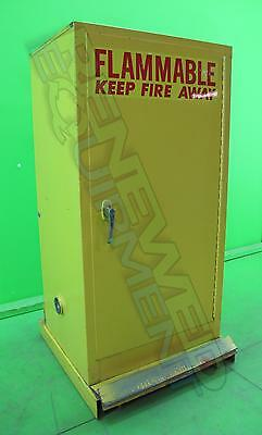 Lab Safety Supply 2324 16-Gallon Flammable Liquid Storage Cabinet