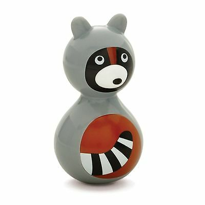 Wobble Toy Raccoon - Infant Toy by Kid-O (10387)