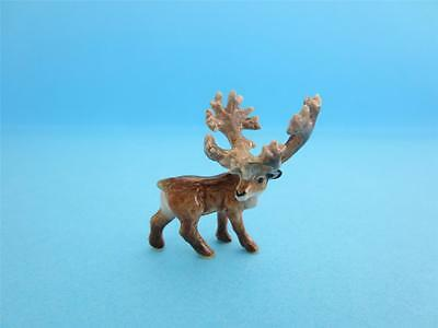 "NEW OCTOBER 2012, LITTLE CRITTERZ FOREST ''SANTA"" CARIBOU *Mint Condition*"