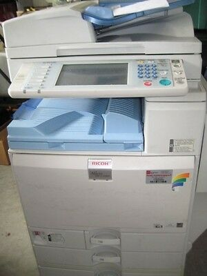 Ricoh MP c4000 used in perfect condition. Have four of them.