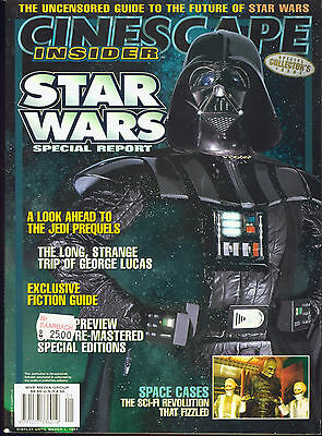 Magazin Star Wars special Report