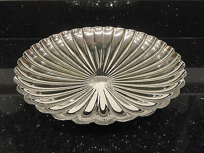 Silver Plate Bowl On Three Feet (Charity Sale)