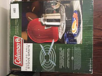 coleman fold n go grill stove grate