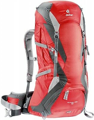 Deuter Futura Pro 42 -Spacious backpack for extended multi-day treks 34281-4314
