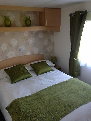 2 bed caravan to rent, Blue Dolphin Haven holiday site, Filey, North Yorkshire.