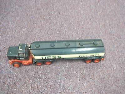 1984 Hess Tanker Truck For Parts