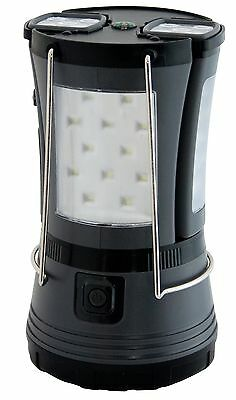 Multifunctional Multifunction Camping light with 2 removable Flashlight New