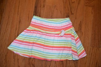 Girls Gymboree Striped Skort ~ Sz 7
