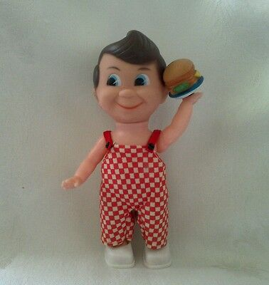 Vintage 1970 BOB'S BIG BOY BURGERS DOLL Dream Dolls R Dakin & Co Advertising Toy