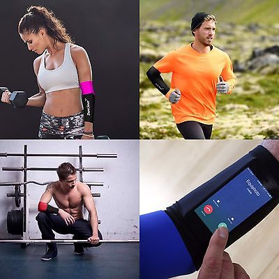 PhoneSilk A Hands-Free Armband for your Iphone.On Sale Free Shipping!!