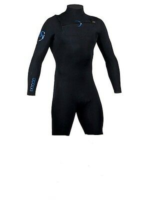Mens DS1 long sleeve Spring Suit black