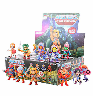 NEW! The Loyal Subjects Masters Of The Universe 3 Inch Action Figures. Blind Box
