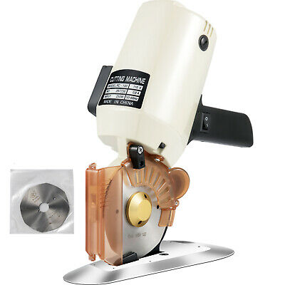 Electric Cloth Cutter Fabric Cutting Machine industrial Octa Round Knife Blade