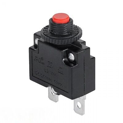 TC-2  10A 250V Momentary Reset Push Button Switch 1 off-(on) SPST