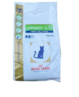 400g Royal Canin Urinary S/O High Dilution UHD34 Veterinary Diet Katzenfutter