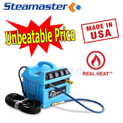 Carpet Upholstery Steam Cleaning Machine Cleaner Mytee Hot Turbo Heater