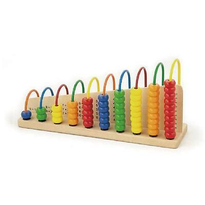 Viga Learning Maths Counting Abacus - FREE DELIVERY