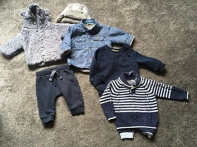 New! Baby boys clothes 0-3 months - Next, M&S, F&F - Currently In Store!
