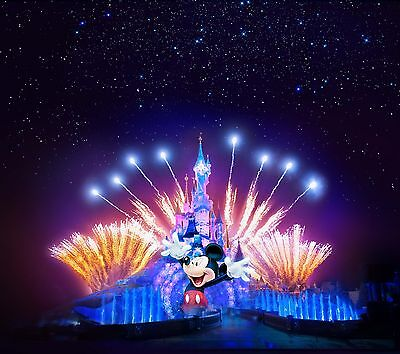 Disney, Disneyland Paris, Euro Disney 2017/18 - 4 Days / 3 Nights,on-Site Hotels