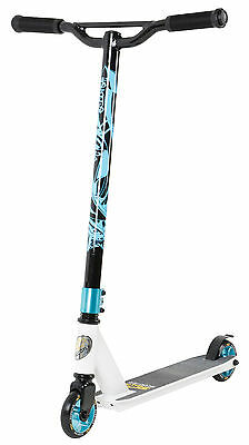 STAR-SCOOTER® Premium Freestyle Stuntscooter - 100mm Advanced Entry - Weiß