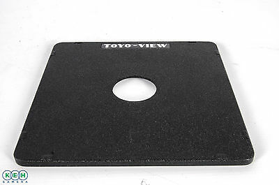 Toyo View 4X5 Lens Board With 35mm Hole