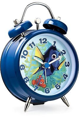 Finding Dory Mini Twinbell Alarm Clock  Kids Bedroom Clock