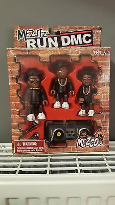 run dmc mez-itz figures