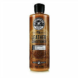 Chemical Guys Leather Conditioner (16 oz) + FREE MICROFIBRE