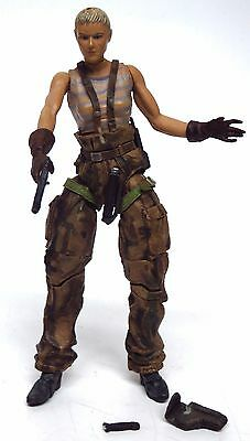 McFarlane Toys - Metal Gear Solid 2 Sons of Liberty - Olga Action Figure