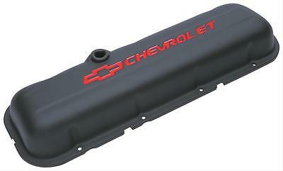 Proform BB Chevy 1965-96 Black Crinkle Valve Covers 141-810