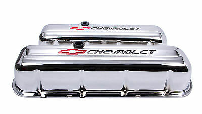 Proform BB Chevy 1965-96 Chrome Valve Covers 141-813