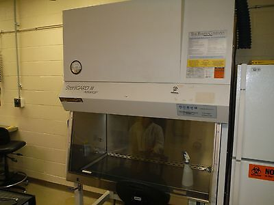 Baker SterilGARD III Advance Biological Safety Cabinet Model SG403