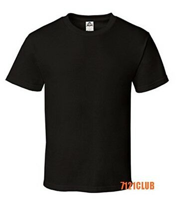 Lot 12 Pack Aaa T Shirts 1301 Black Alstyle Apparel Mens Short Sleeves S-Big 5Xl