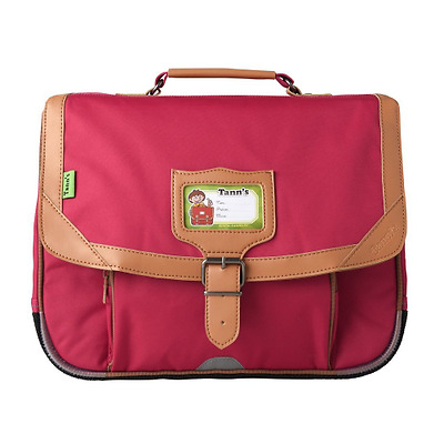 Tann's Classic Cartable, 38 cm, Rose T5CL-CA38-RS