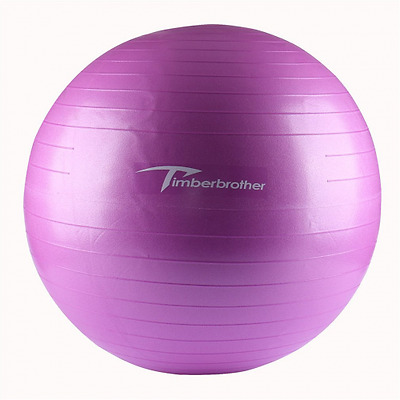 Timberbrother Anti-éclatement Ballon d'exercice / Ballon Suisse 65 cm Diam&