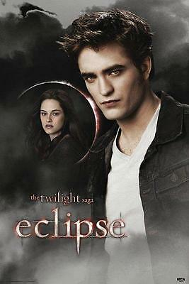 Twilight Eclipse : Edward & Bella Moon - Maxi Poster 61cmx91.5cm new and sealed