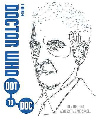 Doctor Who: Dot-to-Doc, BBC, New Book