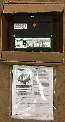 NEW IN BOX Asco 920 RC Switch cat# 0009200301003000 (M.H.Contactor) 600V 100A