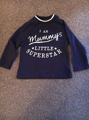 baby boys tops 9-12 months