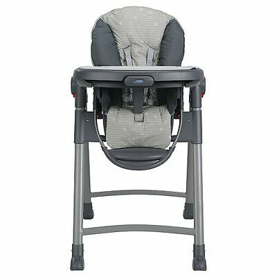 Graco Contempo Slim Folding Transportable Highchair~~ Stars ~~ Brand New !!!