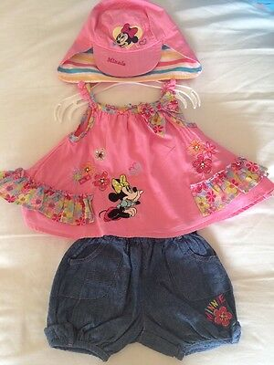 Baby Girls Summer Outfit 3-6 Months