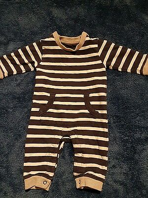 M&S Baby boy all in one suit 0-3 months